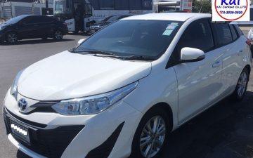 Toyota Yaris 1.2E [ID6361TSI270965พ270965]