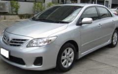 Toyota ALTIS1.6E[ID9312]