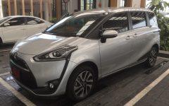 Toyota เซียนต้า 1.5V [ID1385]